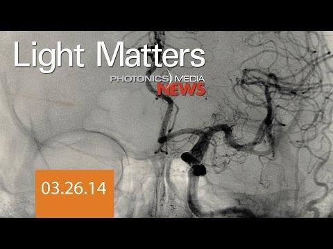 Shrink Wrap & Optical Brain Monitoring - LIGHT MATTERS 3/26/14