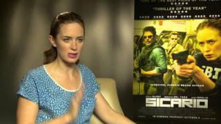 Can Emily Blunt pass our British test?