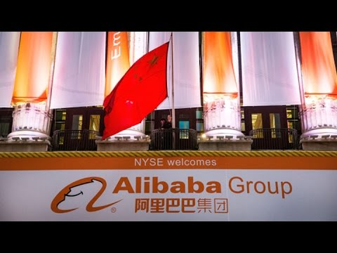 Alibaba IPO: Just How Big Is China's E-Commerce Growth?