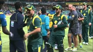 4th ODI AUD v SL - Match