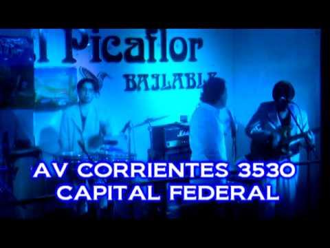 LOS LAMAS CLASICOS ENGANCHADOS PICAFLOR BAILABLE WWW.FMARIAS.COM