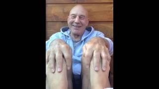 Mastering the Quadruple Take by Sir Patrick Stewart