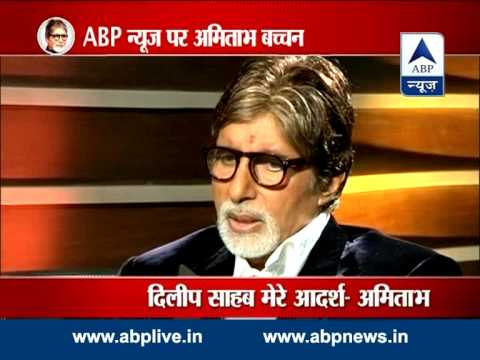 ABP News special: Amitabh Bachchan talks about his upcoming TV series 'Yudh'