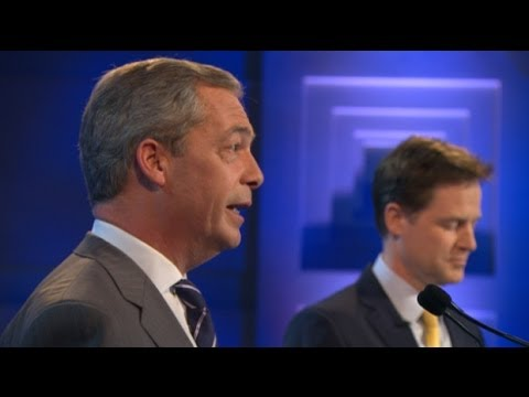 EU debate: how Nigel Farage clinched it