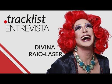 Entrevista com Divina Raio Laser