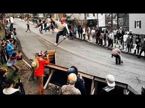 Comet X Skate Invaders // Ithaca Skate Jam 2014