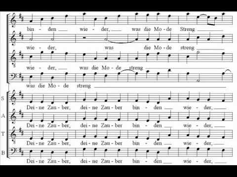 how to write a choral ode