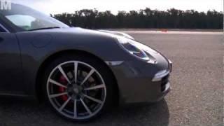 Test: der neue Porsche 911 videos