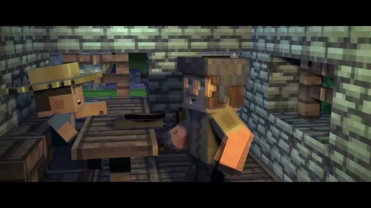top 10 minecraft music videos of december 2012