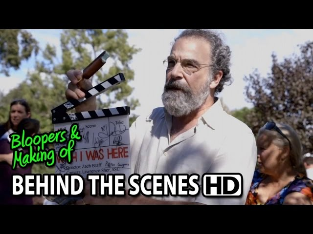 Wish I Was Here (2014) Making of & Behind the Scenes