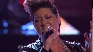 Tessanne Chin- Everything Reminds Me Of You (Live Voice
