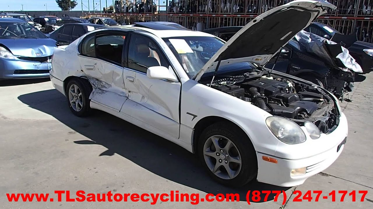parting out 2003 lexus gs 300 stock 5034rd tls auto recycling. Black Bedroom Furniture Sets. Home Design Ideas