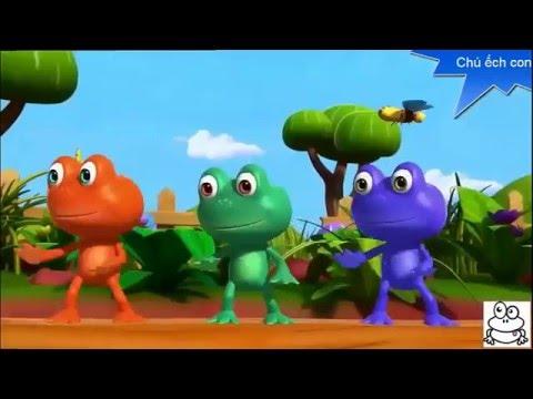 Chú ếch con-Phim hoạt hình về con ếch