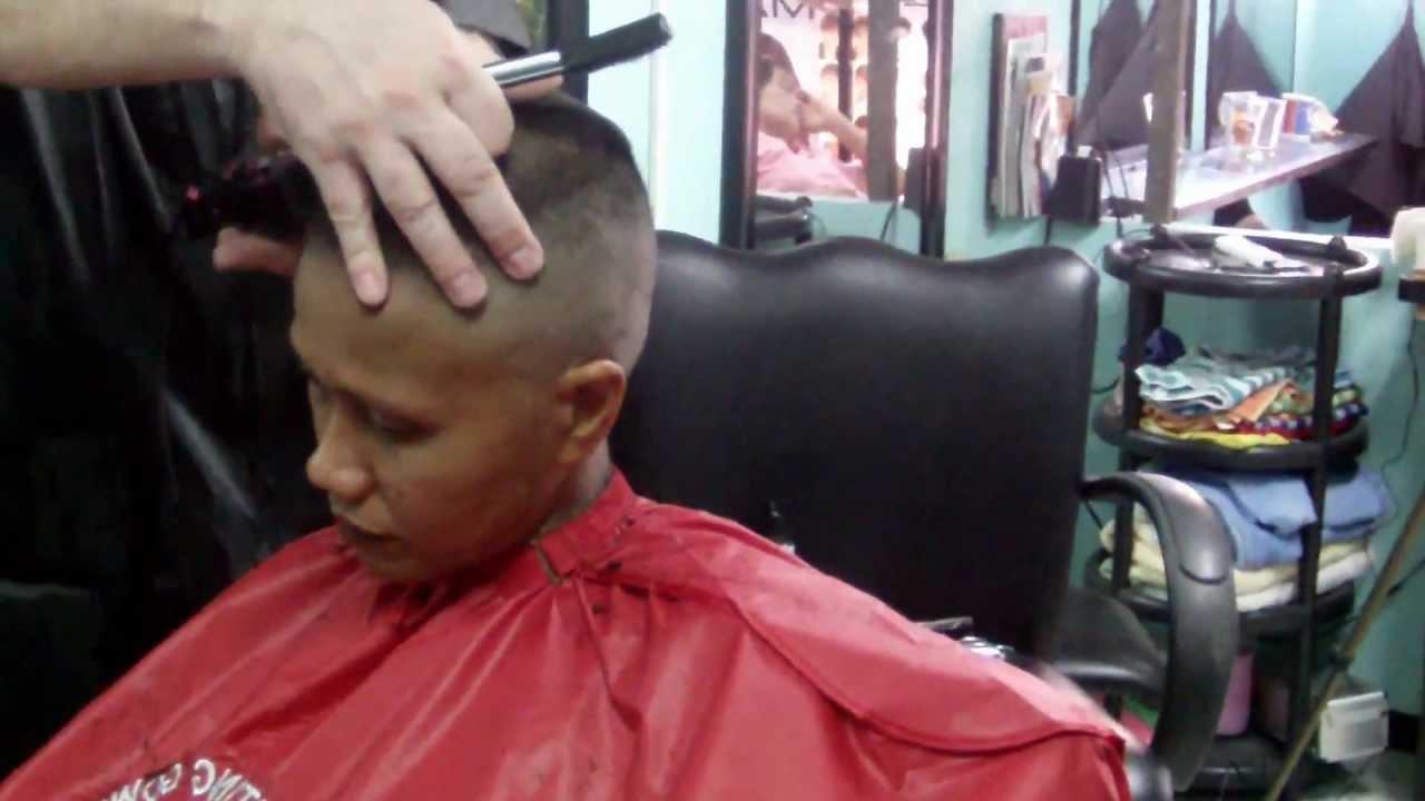 Short Military Haircuts Women