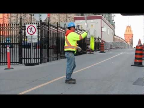 Meet Adam Perrin, Ottawa's dancing construction worker