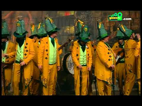 El veneno del trampuchero. Carnaval de Gines 2014 (Tercera semifinal)
