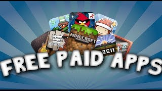 [ 2014 ]How To Get Paid Apps For Free! NO JAILBREAK