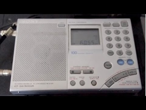 [SW-AM]ラジオNIKKEI第1放送放送開始 Radio NIKKEI-1 open up.