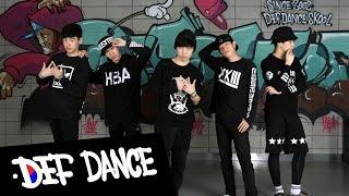 Nhảy tuyệt quá.. :) DEF School Dance Korea