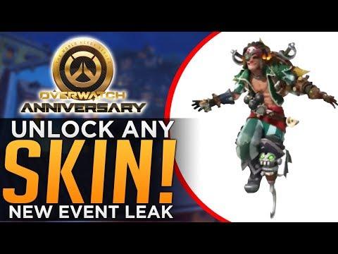Overwatch: NEW Anniversary 2018 Event! - Unlock ANY Skin!