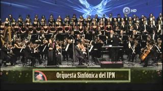 Susana Harp La Llorona   Orquesta Sinfónica del IPN - Gala 75 Aniversario del IPN HD view on youtube.com tube online.
