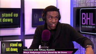 Tiffany Haddish Talks The Carmichael Show and More | BHL's Stand-Up, Sit-Down