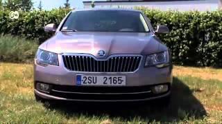 سكودا سوبيرب عمليات تجميل للسيارة الليموزين | عالم السرعة