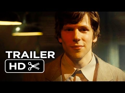 The Double Official Trailer #1 (2014) - Jesse Eisenberg, Mia Wasikowska Movie HD