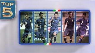 Top 5 Under 21 - Il gol più bello delle qualificazioni ad Euro 2015