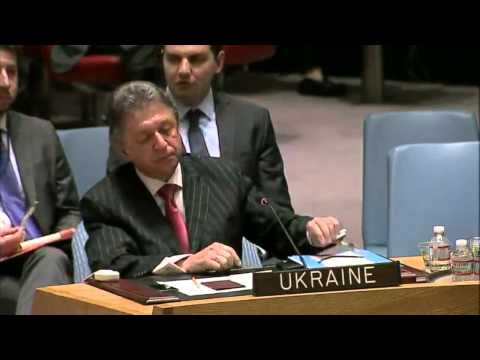 Ukraine to Russia in UN: What are your Chechens and Cossacks doing in Eastern Ukraine?