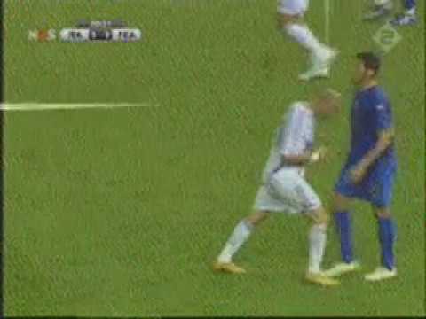 Zidane's Headbutt