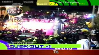 Djakout #1 - AVILI YO - LIVE KANAVAL Gonaives 2014 _DAY1