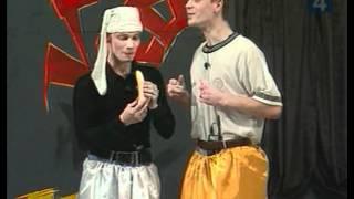 КВН Лучшее: КВН Сборная Питера - Колобок в постановке Виктюка