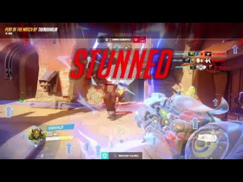 Overwatch: competitive gameplay