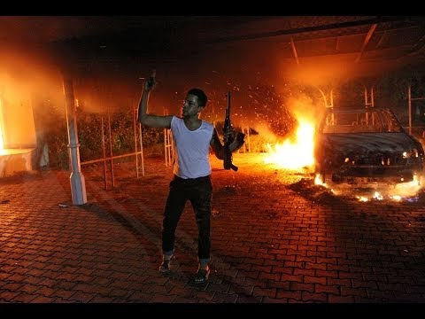 Was Benghazi Suspect Arrested to Distract From...Benghazi?!