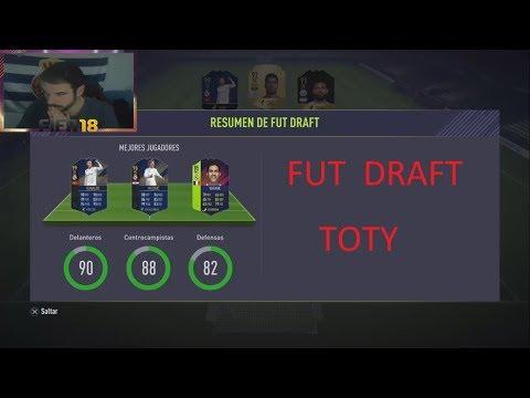 Fifa 18: #a por el mejor fut draft @luque1384