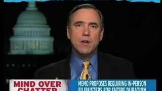 MSNBCs Rachel Maddow: Sen. Jeff Merkley - Filibusters should be the real kind