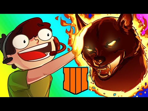 Black Ops 4 Zombies - Blood of the Dead Easter Egg Attempt! (Funny Moments and Field Trips)