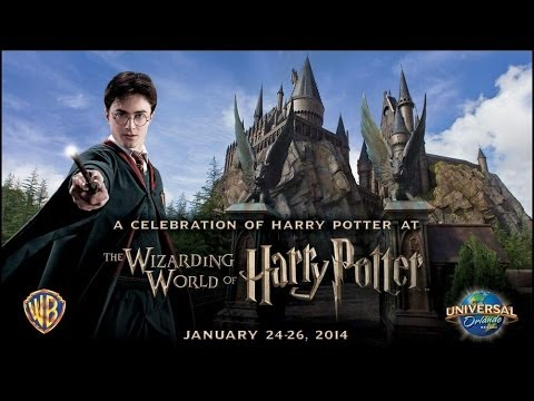 A Celebration Of Harry Potter At Universal Orlando Resort!!!