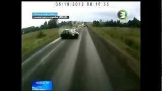 Подборка ДТП с видеорегистраторов 54 \ Car Crash compilation 54