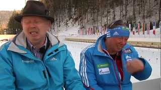 Eine großartige Biathlon-WM!