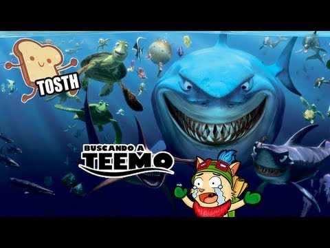 Buscando a Teemo l League of Legends Minijuegos #2, Muy divertido!