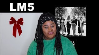 Little Mix - LM5 Album  REACTION 