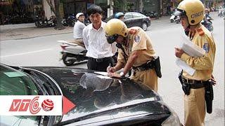 Hà Nội: Mua ô tô phải mở tài khoản để nộp phạt | VTC