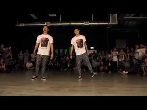 Justin Bieber ft. Chris Brown - Christmas Eve   Brian Puspos Choreography l