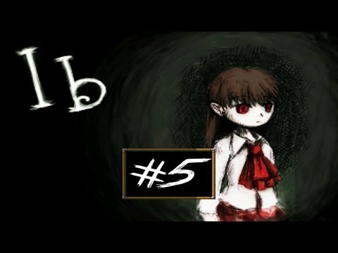 Ib - Part 5 | REUNITED | RPG Maker Horror Game | Gameplay/Commentary/Face cam reaction