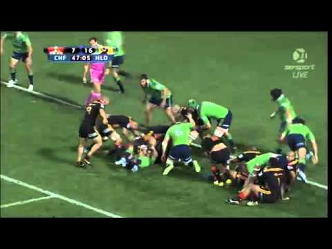 Chiefs v Highlanders Rd.3 2014 | Super Rugby Video Highlights