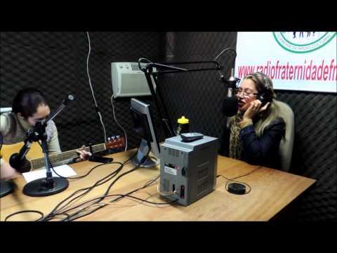 Carmen Dubben - Nocaute | Jorge e Mateus (Rádio Fraternidade FM 87,9 Guaíba/RS)