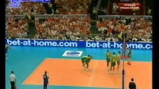 Bulgaria - Brazil World League 11.07.2007 Final Six