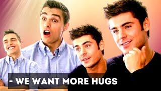 Zac Efron Wants More Hugs (Neighbors)